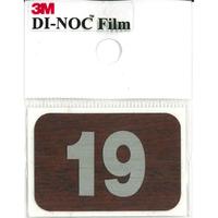 ダイノックサインシール DI-N019S 30㎜×45㎜ 19