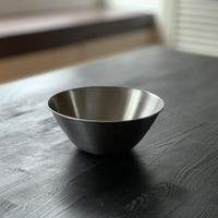 【人生が変わる料理道具掲載】柳宗理デザインのステンレスボール19cm