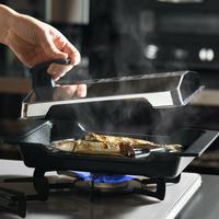 【スーパーJチャンネルで紹介】まるで七輪で焼いたような美味しさ!大人の焼き魚 炭グリル