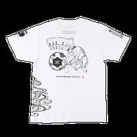 飯田屋オリジナルTシャツ包丁 ホワイト