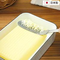 【所さんお届けモノです!で紹介】バターをフワフワに削れる魔法のバターナイフ