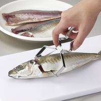 【スーパーJチャンネルで紹介】小魚を三枚におろせるピーラー