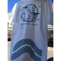 飯田屋オリジナルTシャツ目玉焼 ホワイト