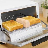 【人生が変わる料理道具掲載!】トースターに入れるだけでパンが外から中フワになる!!魔法の便利グッズ