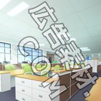 スマホ広告向け背景画像:オフィス