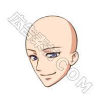 男性の「顔」1