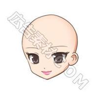 女性の「顔」11