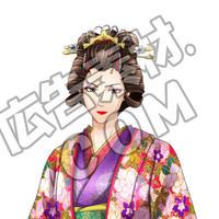 篤姫のキャラ画像(差分含めて7枚)