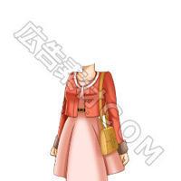 女性衣装3