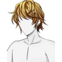 男性のヘアースタイル34