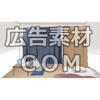 【漫画広告素材】若年男性の就活・副業1