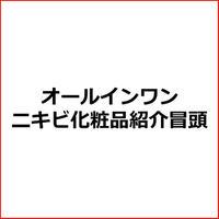 【50代向け】ニキビ解消オールイワン化粧品紹介記事の冒頭文章作成テンプレ!