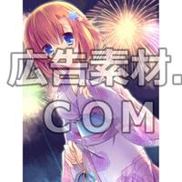 ニコニコ動画やゲーム雑誌で話題となった2年の女子高校生キャラスチル画像1(1枚絵)