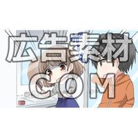 【漫画広告素材】女子育毛1