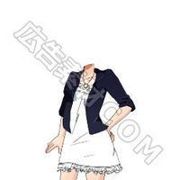 女性衣装47