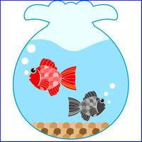 観賞魚をアフィリエイトするブログを作る記事テンプレート集!