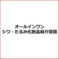 【50代向け】シワ・たるみオールイワン化粧品紹介記事の冒頭文章作成テンプレ!