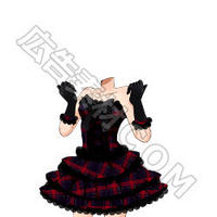 女性衣装8