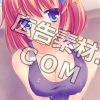 ニコニコ動画やゲーム雑誌で話題となった2年の女子高校生キャラスチル画像4(1枚絵)
