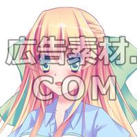 ニコニコ動画やゲーム雑誌で話題となった3年の女子高校生キャラアップ画像11枚(衣装/顔差分あり)