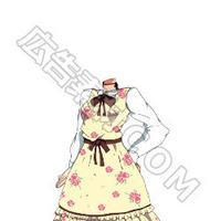 女性衣装49