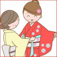 「着物の着付け方と予約方法」アフィリエイト記事作成テンプレート!