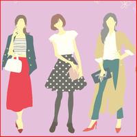 「婚活でモテるファッションコーデを選ぶ方法」記事のテンプレート!