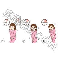 「尿漏れ・チツトレ向け図解3」JPG画像素材