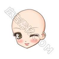女性の「顔」28