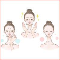 【記事LP】女性向け乾燥肌の原因と解消法!(ブログ・ペラサイト兼用/4000文字)