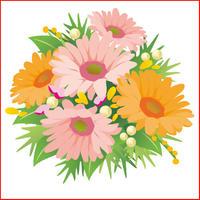 「切り花を長持ちさせる方法」記事作成テンプレート!