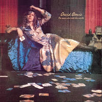 DAVID BOWIE  デヴィッド・ボウイ - The Man Who Sold The World (LP)
