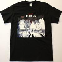 レディオヘッド RADIOHEAD - KID A Tシャツ ロック tシャツ バンド tシャツ レディオヘッド tシャツ