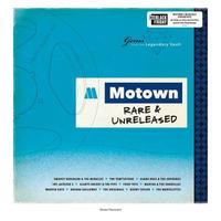 VARIOUS ARTISTS - Motown Rare & Unreleased