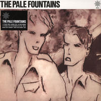 PALE FOUNTAINS - SOMETHING ON MY MIND (LP+CD/BLUE VINYL)