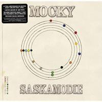 "MOCKY - SASKAMODIE (LP+7"")"