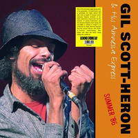 GIL SCOTT-HERON  - SUMMER '86