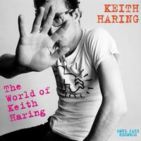 KEITH HARING:WORLD OF KEITH HARING (LP)