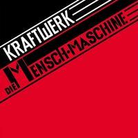 KRAFTWERK クラフトワーク - DIE MENSCH-MASCHINE: GERMAN VERSION/LIMITED TRANSLUCENT RED COLOURED VINYL