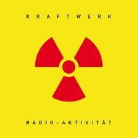 KRAFTWERK クラフトワーク - RADIO-AKTIVITAT: GERMAN VERSION/LIMITED TRANSLUCENT YELLOW COLOURED VINYL