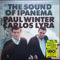 ポール・ウィンター/カルロス・リラ-ザ・サウンド・オブ・イパネマ