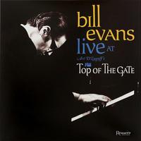 ビル・エヴァンス  / ライブ・アット・トップ・オブ・ザ・ゲイト