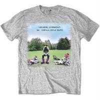 ジョージ・ハリソン GEORGE HARRISON - ALL THINGS MUST PASS Tシャツ