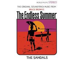 "THE SANDALS - THE ENDLESS SUMMER (""ULTRAVIOLET"" VINYL)"