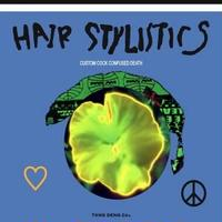 HAIR STYLISTICS - CUSTOM COCK CONFUSED DEATH (2LP)