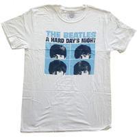 ザ・ビートルズ THE BEATLES - HARD DAYS NIGHT PASTEL  Tシャツ