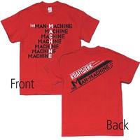 KRAFTWERK(クラフトワーク) THE MAN-MACHINE(人間解体) クラフトワークtシャツ