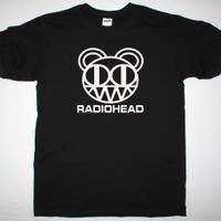 レディオヘッド RADIOHEAD LOGO  Tシャツ ロック tシャツ バンド tシャツ レディオヘッド tシャツ