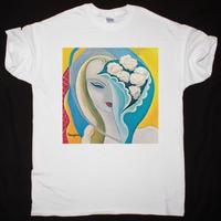 DEREK AND THE DOMINOS (デレク・アンド・ドミノス/エリック・クラプトン) LAYLA いとしのレイラ ロック tシャツ バンド tシャツ