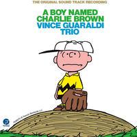 ヴィンス・ガラルデイ・トリオ / A Boy Named Charlie Brown 新品輸入レコード